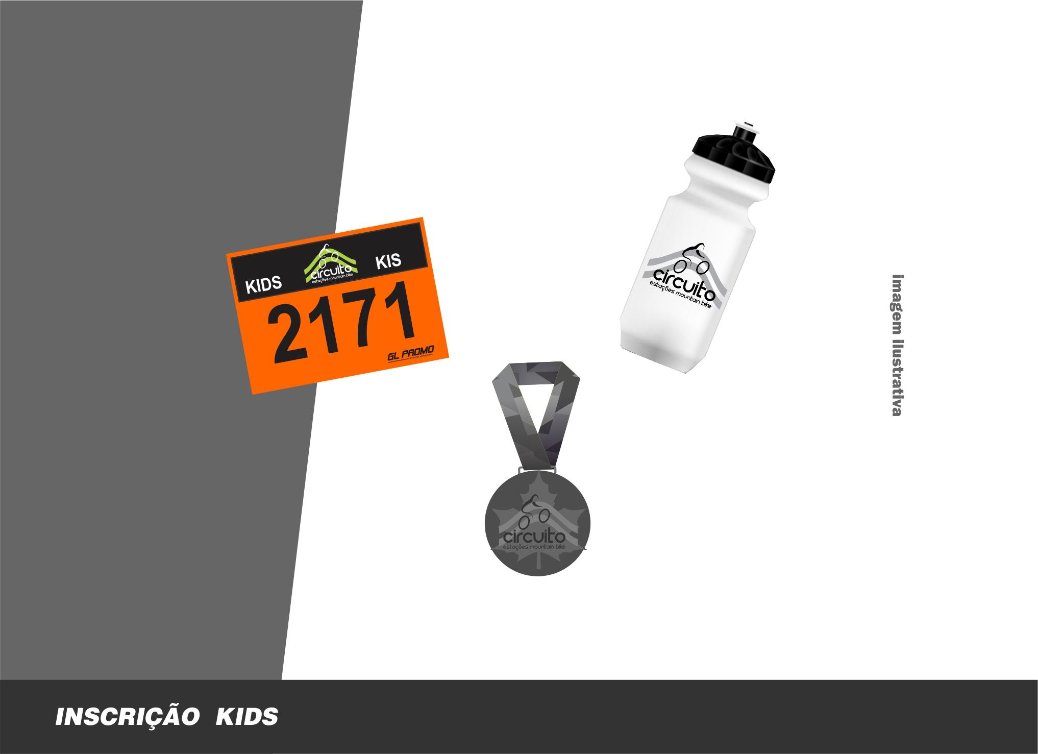 Kits Circuito Estações MTB - etapa outono