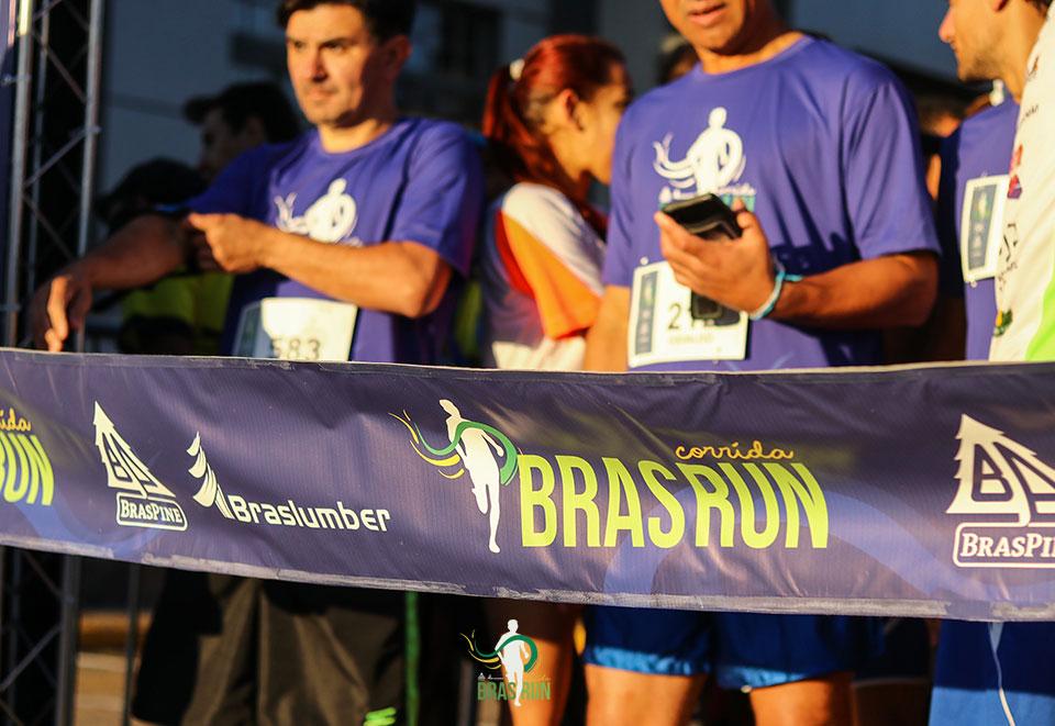 Nem o frio tira o sucesso da BrasRun-Etapa BrasPine