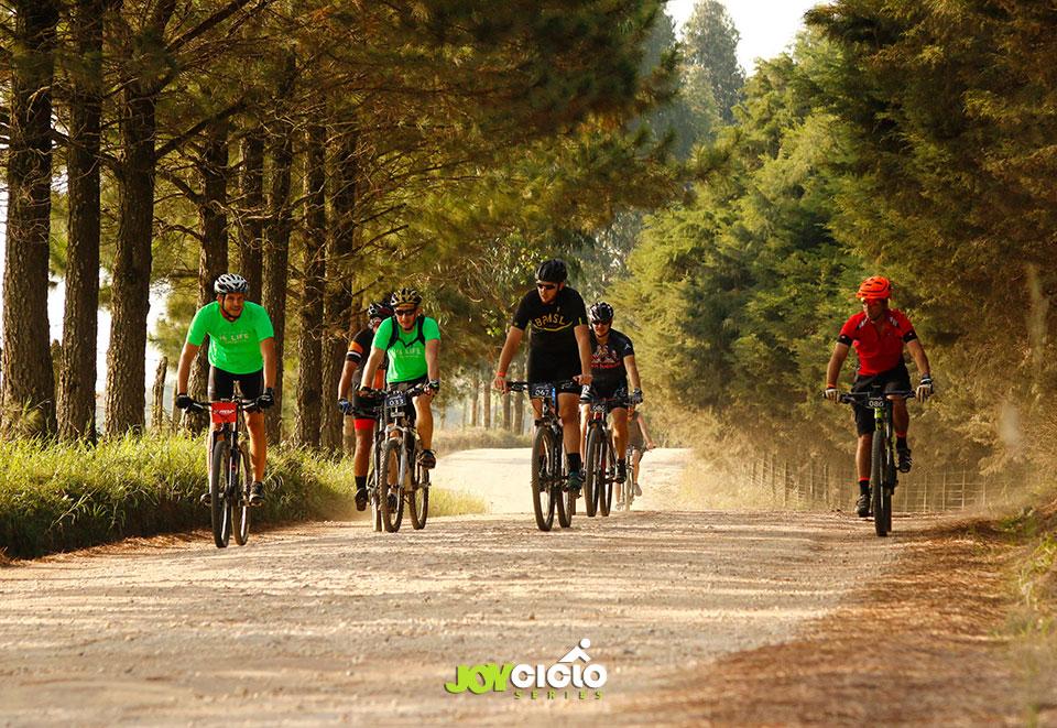 Mais uma etapa do Joy Ciclo Series reúne amantes do cicloturismo
