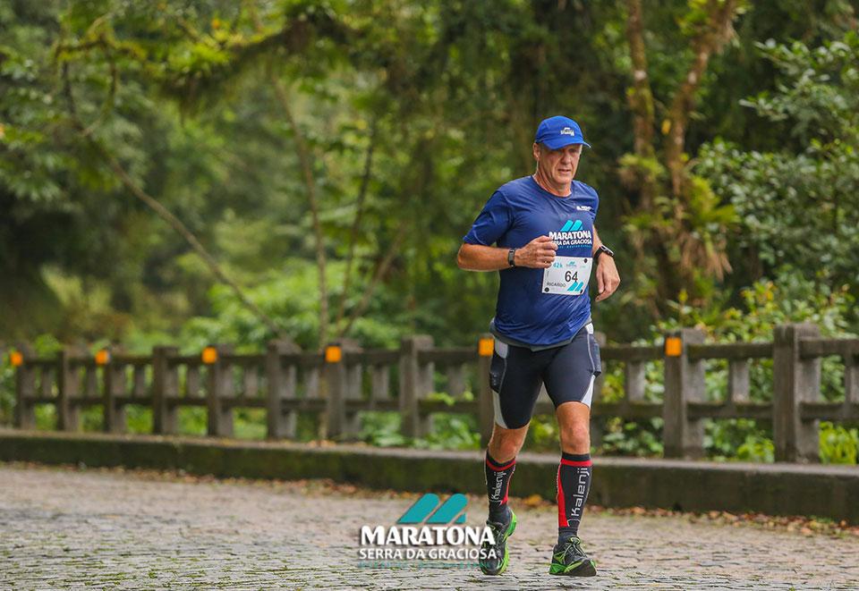 Atletas mostram coragem e determinação para enfrentar os desafios da 1ª Maratona Serra da Graciosa