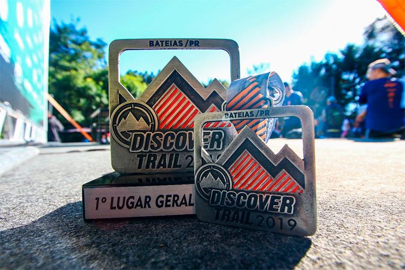 Nota Discover Trail - Bateias 2019 - 13km