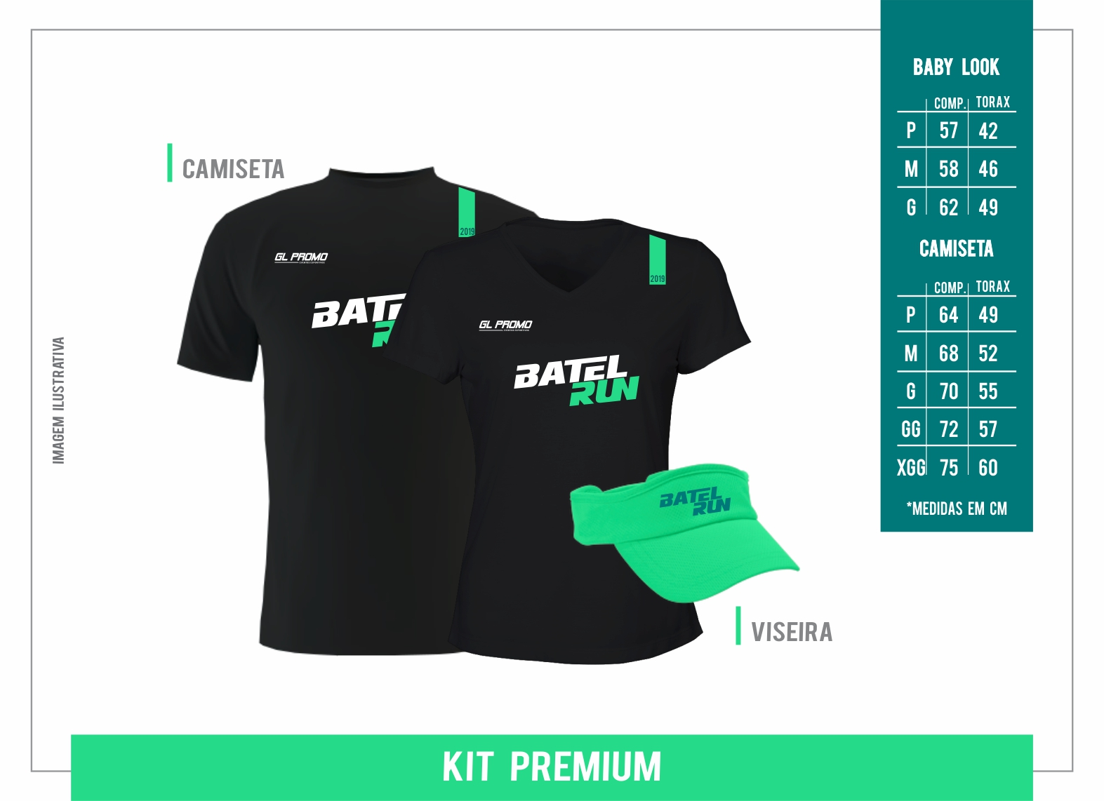 Kits Batel Run