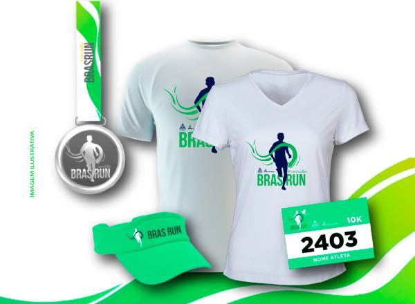 Kits 4ª BrasRun - etapa Braslumber