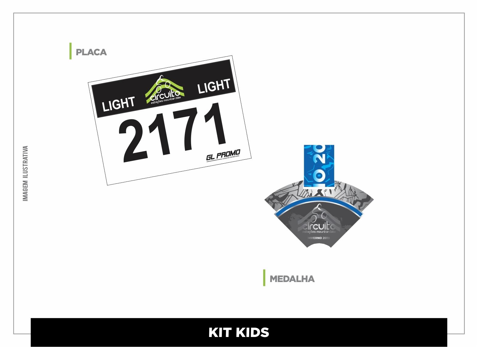 Kits Circuito Estações MTB - Inverno