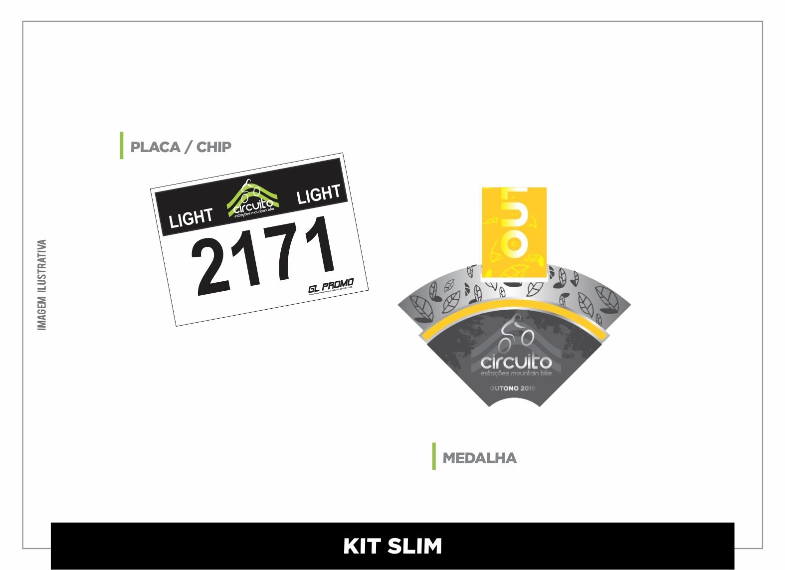 Kits Circuito Estações MTB