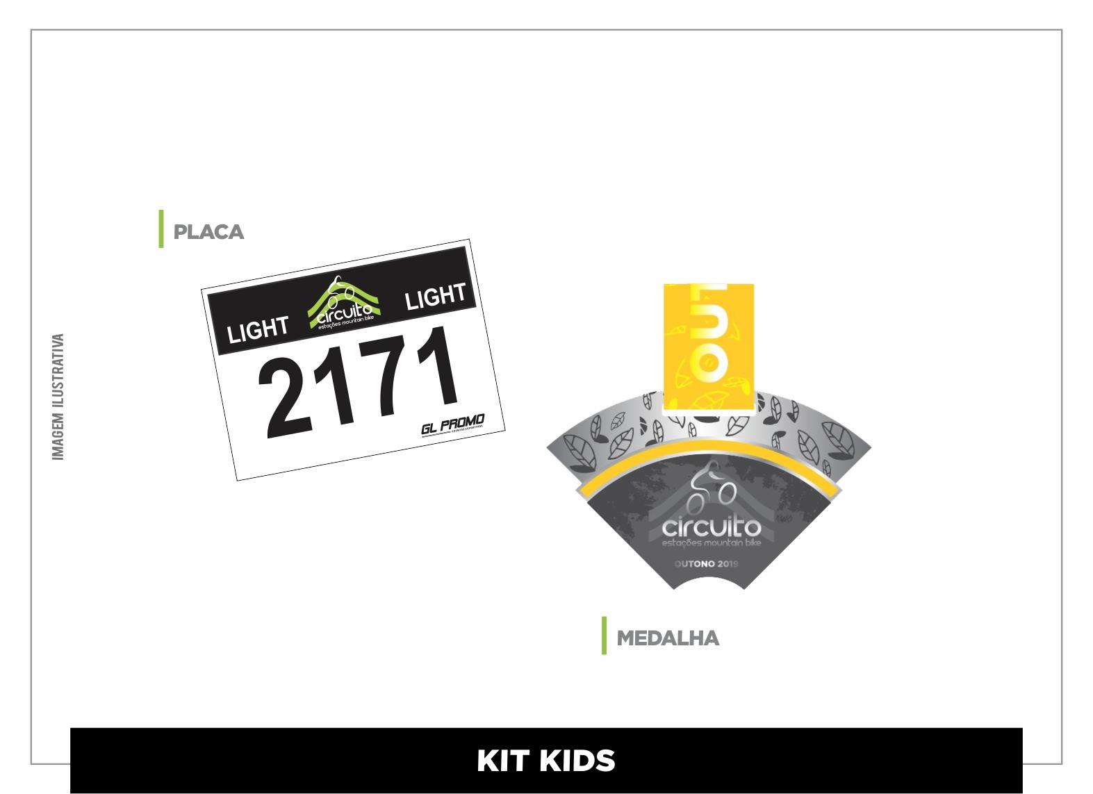 Kits Circuito Estações MTB - Outono